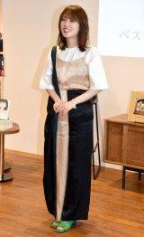 自身初の小説『トラペジウム』トークイベントに出席した高山一実 (C)ORICON NewS inc.