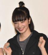 映画『さよならくちびる』公開御礼舞台あいさつに登壇した小松菜奈 (C)ORICON NewS inc.