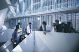 映画『ホットギミック ガールミーツボーイ』から公開になったメイキング写真(C)相原実貴・小学館/ 2019 「ホットギミク」製作委員会