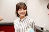 新海誠監督の最新作『天気の子』(7月19日公開)アフレコ現場の森七菜
