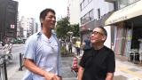 6月19日放送、『一茂&良純の自由すぎるTV』長嶋一茂のロケ企画「林家正蔵といきなり上野に行ってみた」(C)テレビ東京