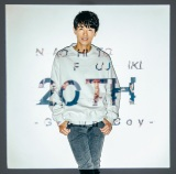 藤木直人10年ぶりオリジナルアルバム『20th -Grown Boy-』初回限定盤