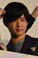 『兄に愛されすぎて困ってます』初日舞台あいさつに出席した千葉雄大 (C)ORICON NewS inc.