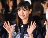 ローソン『FROZEN PARTY』商品アンバサダー就任イベントに出席した日向坂46・河田陽菜 (C)ORICON NewS inc.