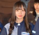 ローソン『FROZEN PARTY』商品アンバサダー就任イベントに出席した日向坂46・齊藤京子 (C)ORICON NewS inc.