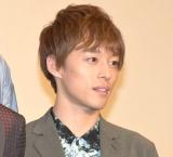 映画『GOZEN-純恋の剣-』の舞台あいさつに登壇した元木聖也 (C)ORICON NewS inc.