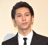 映画『GOZEN-純恋の剣-』の舞台あいさつに登壇した井澤勇貴 (C)ORICON NewS inc.