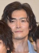 映画『GOZEN-純恋の剣-』の舞台あいさつに登壇した井俣太良 (C)ORICON NewS inc.