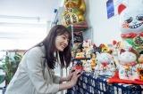 テレビ東京系ドラマ『リーガル・ハート 〜いのちの再建弁護士〜』撮影現場を訪問した水谷果穂