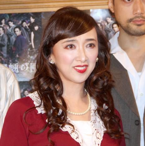 舞台『魍魎の匣』初日会見&ゲネプロに出席した紫吹淳 (C)ORICON NewS inc.