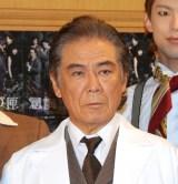 舞台『魍魎の匣』初日会見&ゲネプロに出席した西岡徳馬 (C)ORICON NewS inc.