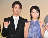 映画『きみと、波にのれたら』初日舞台あいさつの様子 (C)ORICON NewS inc.