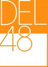 DEL48ロゴ