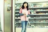 映画『いちごの唄』にカメオ出演する麻生久美子(C)2019「いちごの唄」製作委員会