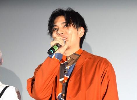 映画『明治東亰恋伽』が公開記念舞台あいさつに出席した久保田悠来 (C)ORICON NewS inc.