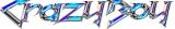 表記を「CrazyBoy」に変更しロゴも一新