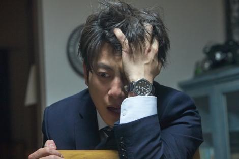 『仮面同窓会』の主演・溝端淳平(C)東海テレビ