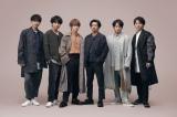 V6=7月13日放送TBS系『音楽の日2019』出演アーティスト第1弾