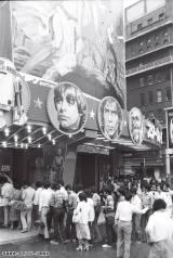 映画『スター・ウォーズ エピソード4/新たなる希望』公開当時写真(※1978年6月24日/有楽町・日劇前)写真提供:日刊スポーツ新聞社