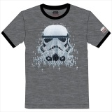 T shirt STORMTROOPER(3000円・税抜)=『スター・ウォーズアイデンティティーズ』オリジナルグッズ(C)& TM 2019 Lucasfilm Ltd. All rights reserved. Used under authorization.