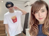 アレクサンダー&川崎希夫妻 (写真はインスタグラムより、事務所許諾済み)