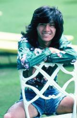 1976年21歳の西城秀樹=写真集『西城秀樹 HIDEKI FOREVER blue』より (C)中村昇