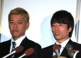 ロンドンブーツ1号2号の田村亮(左)と田村淳 (C)ORICON NewS inc.