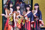 小野小町(左から)山川紗希、小西麗菜、坂中楓、福島彩菜 (C)ORICON NewS inc.