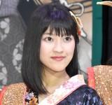 都内で行われたデビューコンベンションに登場した小野小町・坂中楓 (C)ORICON NewS inc.