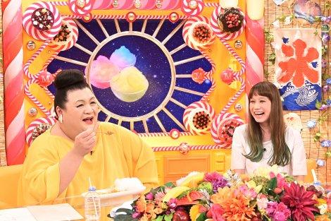 7月2日放送の『マツコの知らない世界』2時間スペシャルの模様(C)TBS