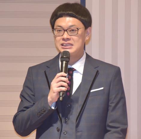 司会を努めたGAG宮戸 (C)ORICON NewS inc.