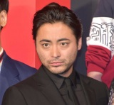 『Netflixオリジナル作品祭』に参加した山田孝之 (C)ORICON NewS inc.