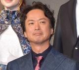 『Netflixオリジナル作品祭』に参加した椎名桔平 (C)ORICON NewS inc.