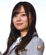 映画『いつのまにか、ここにいる Documentary of 乃木坂46』完成披露上映会に出席した梅澤美波 (C)ORICON NewS inc.