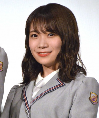 映画『いつのまにか、ここにいる Documentary of 乃木坂46』完成披露上映会に出席した秋元真夏 (C)ORICON NewS inc.