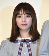 映画『いつのまにか、ここにいる Documentary of 乃木坂46』完成披露上映会に出席した与田祐希 (C)ORICON NewS inc.