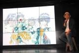 『押井守 新作アニメ』制作記者発表会で新作アニメ『ぶらどらぶ』が2020年春ごろに放映することを発表 (C)ORICON NewS inc.