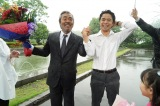 『特捜9』最終回、井ノ原快彦&寺尾聰、涙のハグと握手「コイツは最高です…!!」
