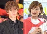 離婚した(左から)早乙女太一、西山茉希 (C)ORICON NewS inc.
