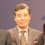 映画『アルキメデスの対戦』完成披露試写会に出席した舘ひろし (C)ORICON NewS inc.