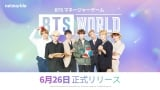 BTSを育成するモバイルゲーム『BTS WORLD』が6月26日午後6時に正式リリース(c) Big Hit Entertainment. (c)Netmarble Corp. & Takeone Company. All Rights Reserved.