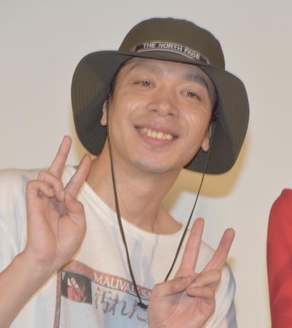 映画『いちごの唄』公開直前イベントに参加した峯田和伸 (C)ORICON NewS inc.
