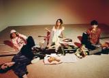 Tempalayの楽曲「そなちね」がドラマ25『サ道』のエンディング曲に決定(左から)小原綾斗、AAAMYYY、藤本夏樹