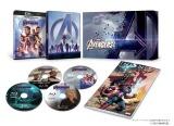 『アベンジャーズ/エンドゲーム 4K UHD MovieNEXプレミアムBOX(数量限定)』9月4日発売