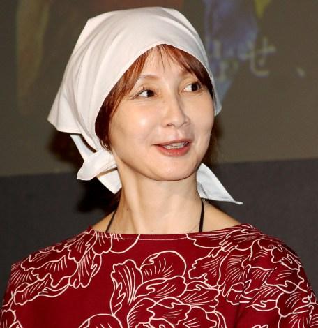 日本テレビ系連続ドラマ『ボイス 110緊急指令室』記者会見に出席したYOU (C)ORICON NewS inc.