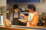 """ドラマでは""""音楽""""もシロさんとケンジの日常に寄り添った。写真は『きのう何食べた?』最終話より(C)「きのう何食べた?」製作委員会"""