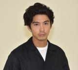 WOWOWオリジナルドラマ『アフロ田中』に主演する賀来賢人 (C)ORICON NewS inc.