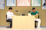 DVD『オードリーのオールナイトニッポン 10周年全国ツアー in 日本武道館』発売記念イベントを開催したオードリーの若林正恭(左)と春日俊彰