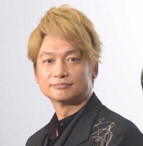 映画『凪待ち』の初日舞台あいさつに出席した香取慎吾 (C)ORICON NewS inc.
