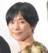 映画『凪待ち』の初日舞台あいさつに出席した西田尚美 (C)ORICON NewS inc.